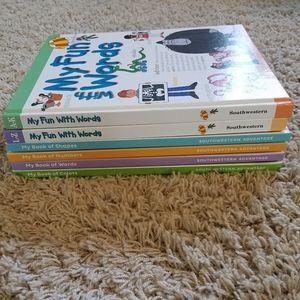 NWOT SOUTHWESTERN ADVANTAGE books